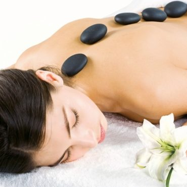 Add on Massage Hot Stone Therapy