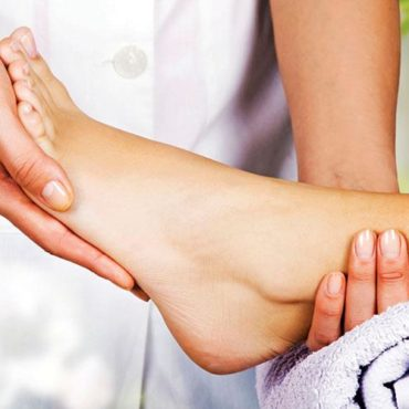 Exfoliating Foot Treatment