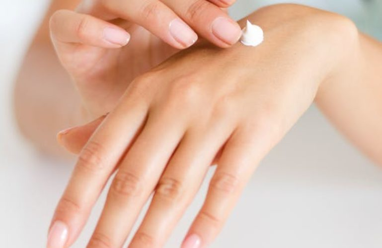 Exfoliating Hand Treatment