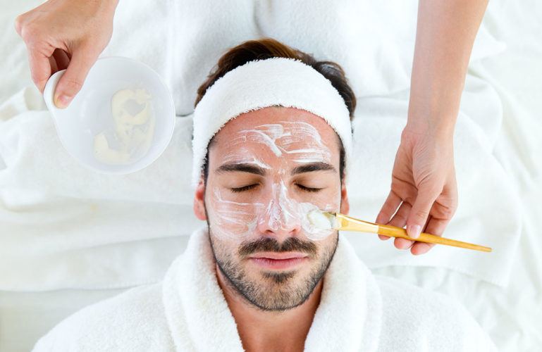 The Journeyman's Facial $65