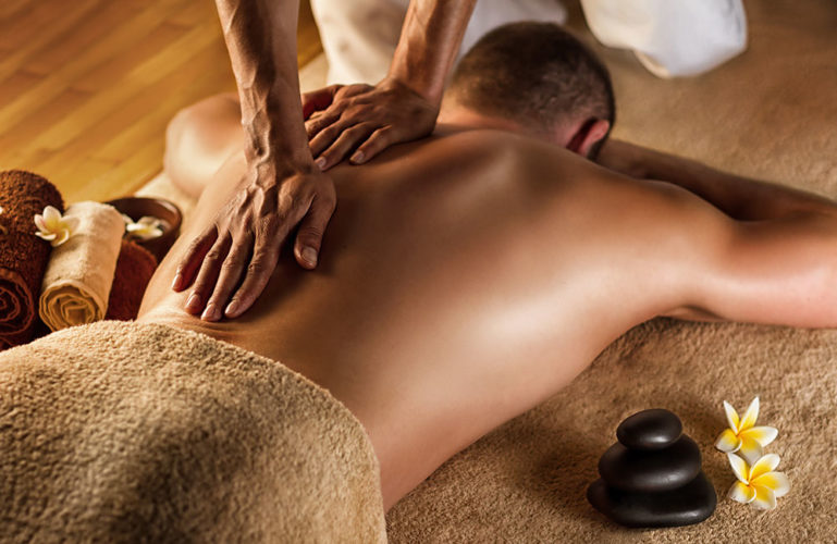 Men's Vitalizing Massage $70
