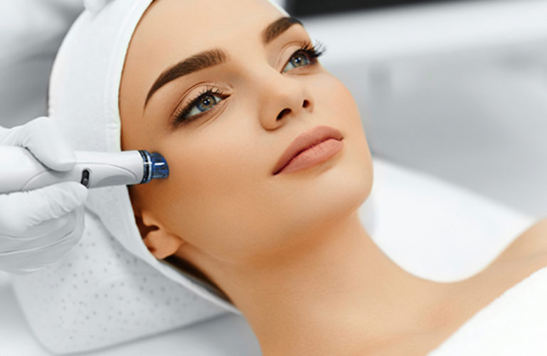 Microdermabrasion or Crystal-Free