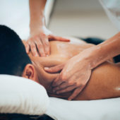 Upgrade to Deep Tissue Massage
