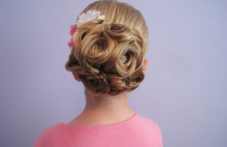 Special Occasion Up-Do
